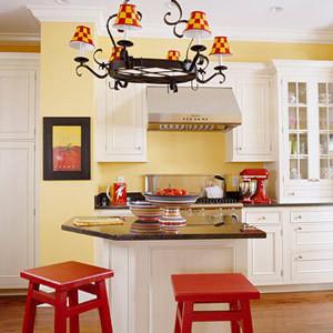 Изображение 6. Модный красный или яркое решение для кухни.. Изображение № 10.