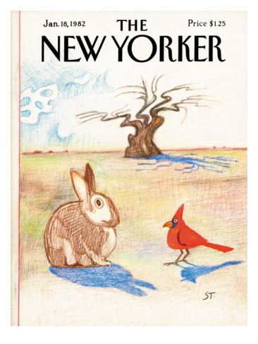 10 иллюстраторов журнала New Yorker. Изображение №45.