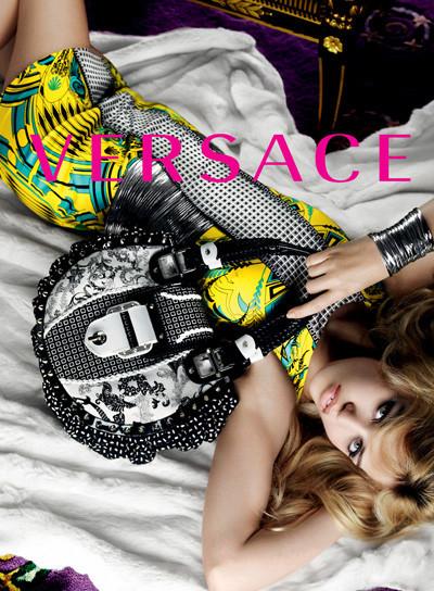 Кампания Versace SS 2010. Изображение № 9.