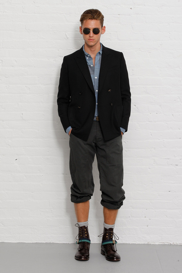 Band Of Outsiders S/S 2011. Изображение № 9.