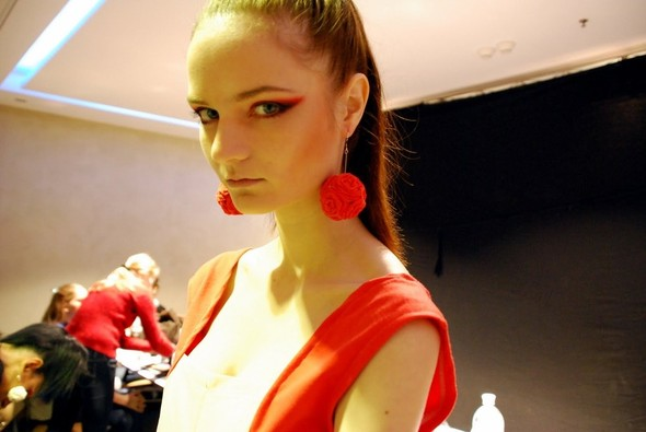Mercedes-Benz FASHION WEEK KIEV (Backstage). Изображение № 3.