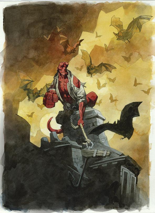 Hellboy. Изображение № 25.