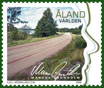 10 Самых необычных почтовых марок 2008. Изображение № 4.