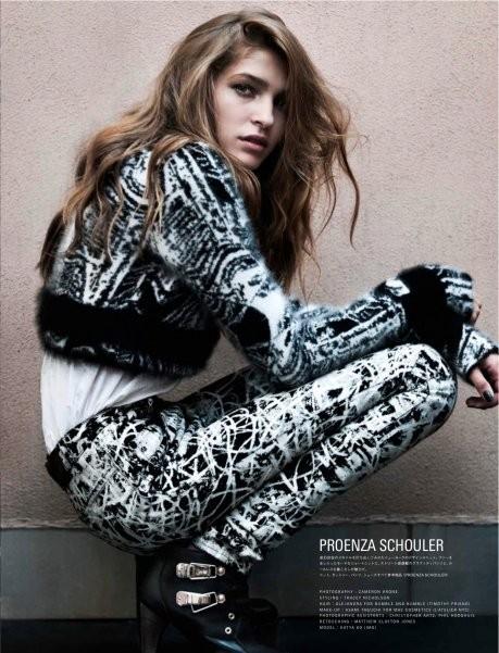 Интервью модели: Катя Константинова @ Al Model Management. Изображение № 4.