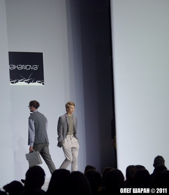Изображение 26. Volvo Fashion Week: Tarakanova Men's Collection.. Изображение № 26.