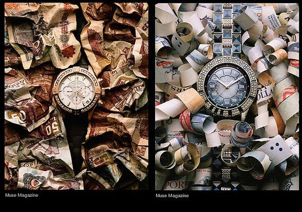 Часы смужским характером. Изображение № 8.