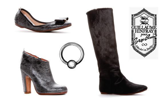 Коллекция обуви CORSOCOMO от дизайнеров Salvatore Ferragamo и Hermes. Изображение № 1.