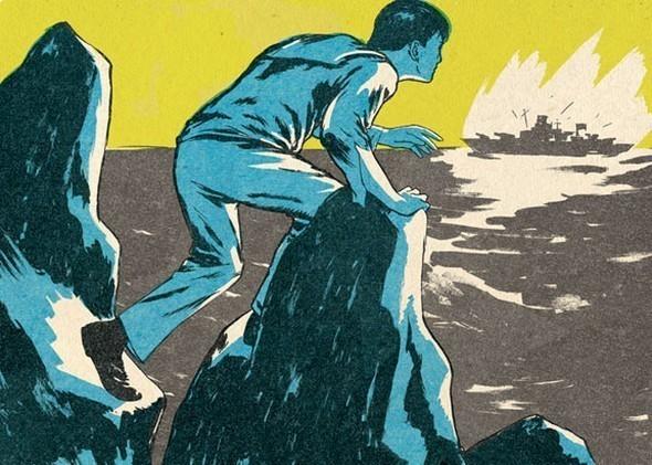 Изображение 28. Иллюстратор: Патрик Леджер.. Изображение № 15.