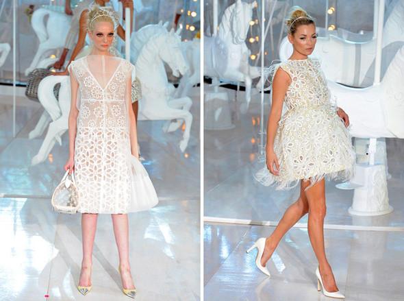 Показы Paris Fashion Week SS 2012: День 9. Изображение № 4.