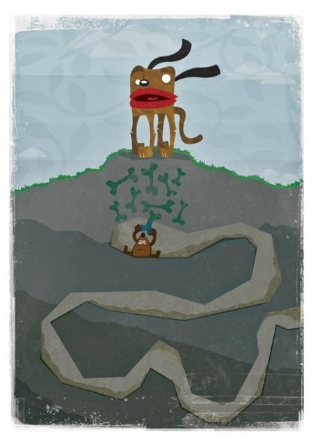 TheWandering Bert Collective новозеландский юмор. Изображение № 1.