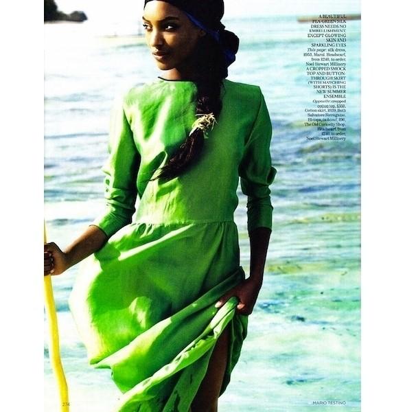 Изображение 41. Новые съемки: Numero, Purple Fashion, Vogue и другие.. Изображение № 40.