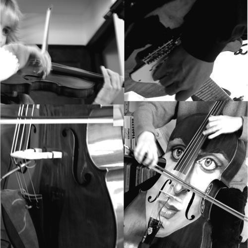 Изображение 1. The Vitamin String Quartet.. Изображение № 1.