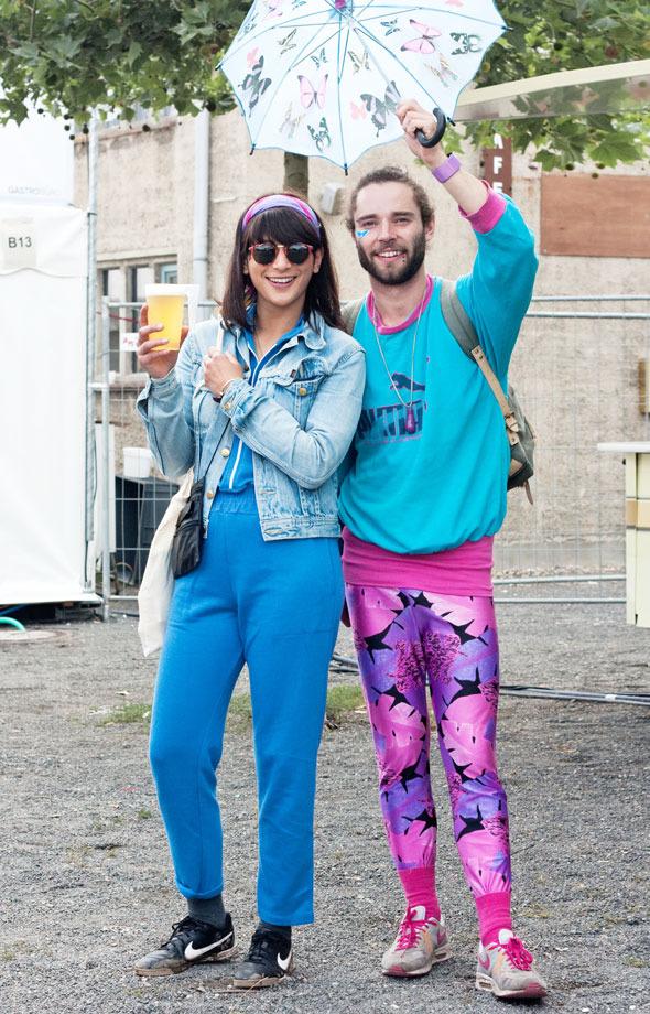 Золотые шорты, джинсовые рубашки и шляпы: Люди на фестивале MELT!. Изображение №21.