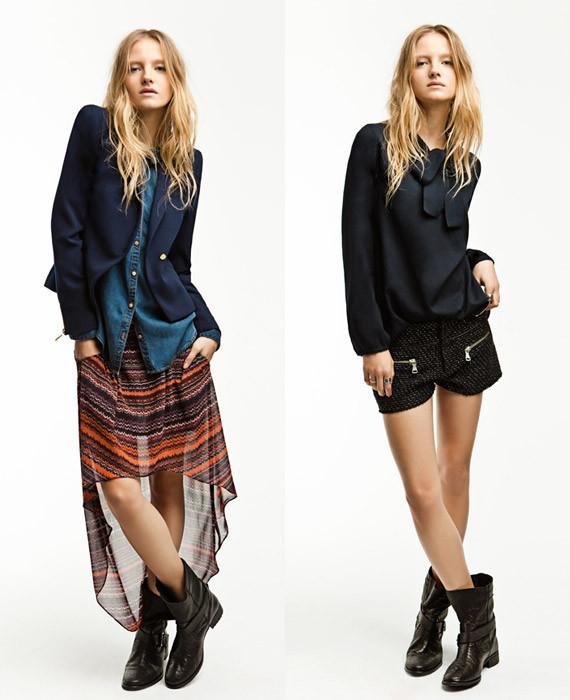 Лукбук: Zara TRF November 2011. Изображение № 1.