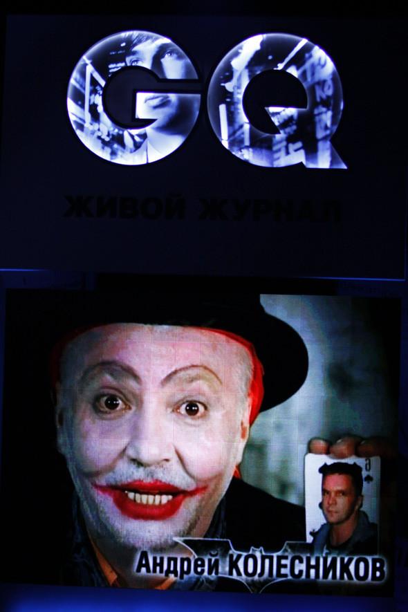 Человек годаGQ: Джокер, Шрек иэльфы. Изображение № 10.