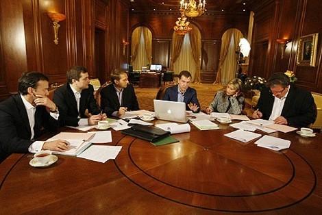 Президенту нравится iPad и другая «серая» техника. Изображение № 2.