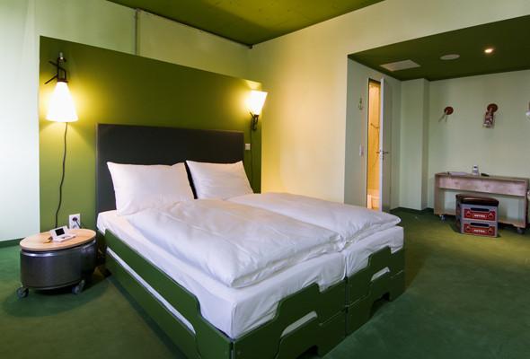 10 европейских хостелов, в которых приятно находиться. Изображение № 26.