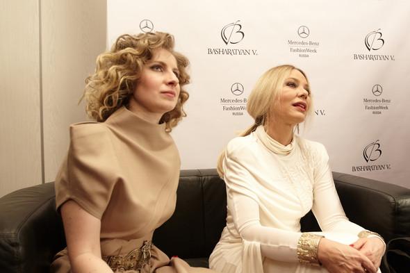 Mercedes-Benz Fashion Week Russia. День пятый. Изображение № 1.