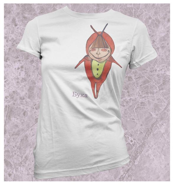 Изображение 23. Принтовые футболки.. Изображение № 23.