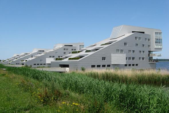 Dutch touch: Гид по современной голландской архитекторе. Изображение № 74.