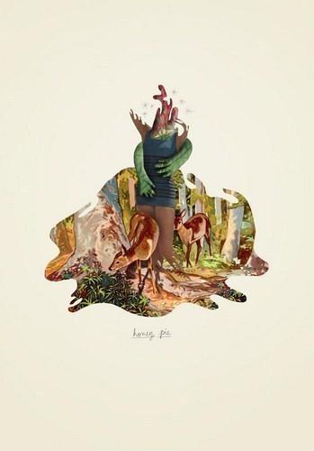 Изображение 30. Выставка: International Weird Collage Show.. Изображение № 30.