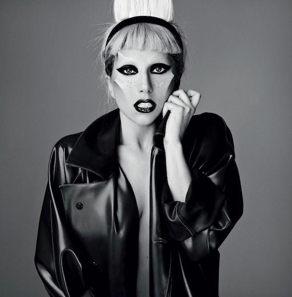 Изображение 2. Леди Гага в съемке для i-D.. Изображение № 2.