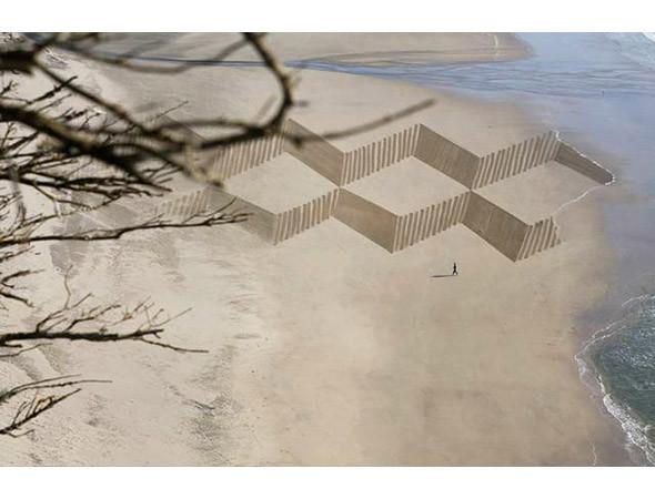 Новая земля: Гид по современному ленд-арту. Изображение № 79.