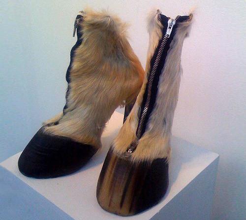 Найстраннейшие женские туфельки. Изображение № 2.