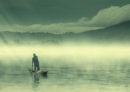 Загадочно-туманный Teuku Jody Zulkarnaе. Изображение № 17.