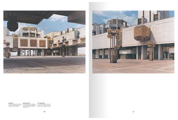 Арт-альбомы недели: 10 книг об утопической архитектуре. Изображение № 22.