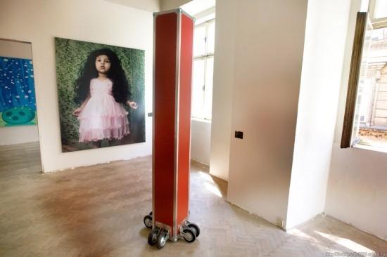 Музей современного искусства в Чехии: Искусство и шок. Изображение № 52.