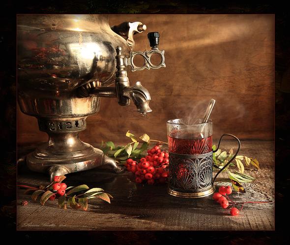 Пить чайизсамовара – снова вмоде. Изображение № 1.