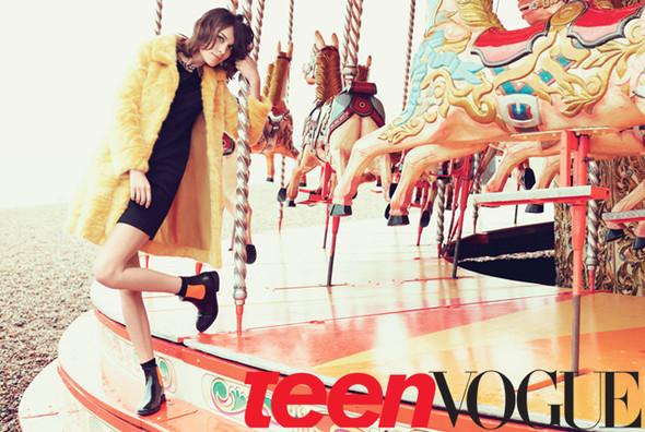 Съёмка: Алекса Чанг для Teen Vogue. Изображение № 6.