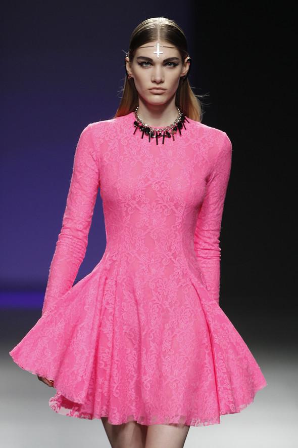 Madrid Fashion Week A/W 2012: Maria Escote. Изображение № 5.