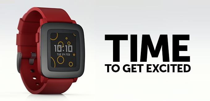 Новые часы Pebble стали самым успешным проектом на Kickstarter. Изображение № 1.