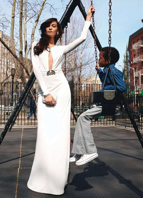 Съёмки: Playing Fashion, Schon, Vogue и другие. Изображение № 65.