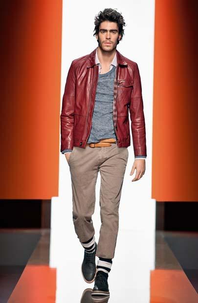 Новости ЦУМа: Коллекция мужской одежды Boss Orange осень-зима 2012-13. Изображение № 3.