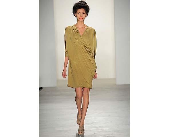 Неделя моды в Нью-Йорке: второй день. Изображение № 34.