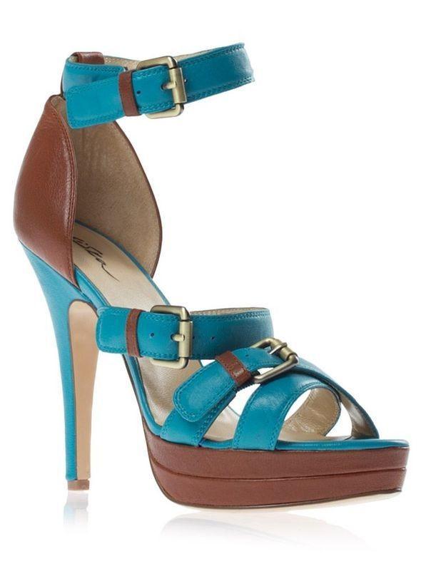 Изображение 9. Обувь: тренды лета 2011.. Изображение № 9.