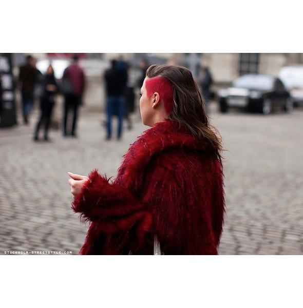Изображение 41. На полях: 10 тенденций уличного стиля с прошедших недель моды.. Изображение № 41.