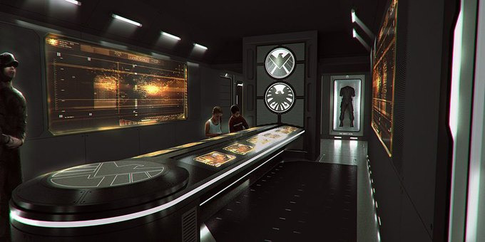 Опубликованы концепт-арты выставки по вселенной «Мстителей» . Изображение № 3.