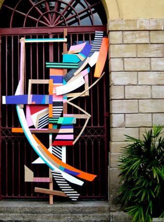 Найдено за неделю: Интерьеры Роя Лихтенштейна, неон-арт и граффити с гейшами. Изображение № 12.