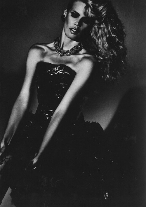Клаудиа Шиффер для Muse. Изображение № 7.