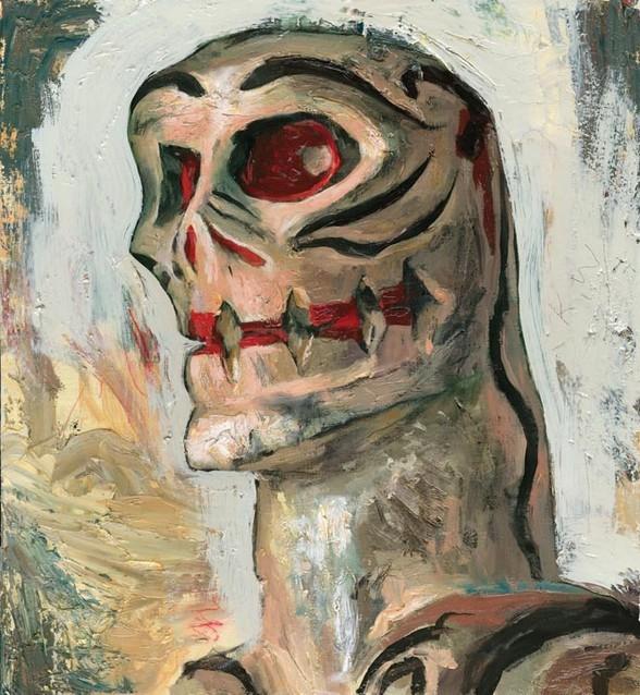 Картины маслом отКента Уильямса (Kent Williams). Изображение № 38.