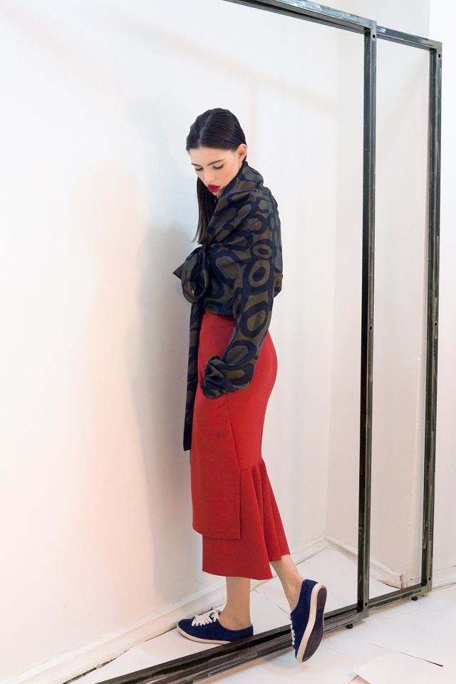 Click-boutique и Yanina Vekhteva показали новые коллекции. Изображение № 7.