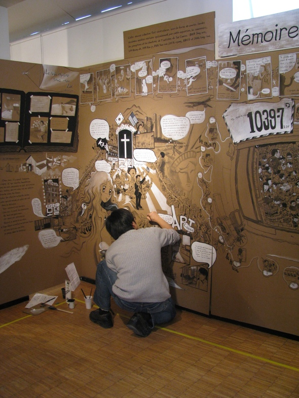 Ангулем 2009 – великое действо вокруг комикса. Изображение № 19.