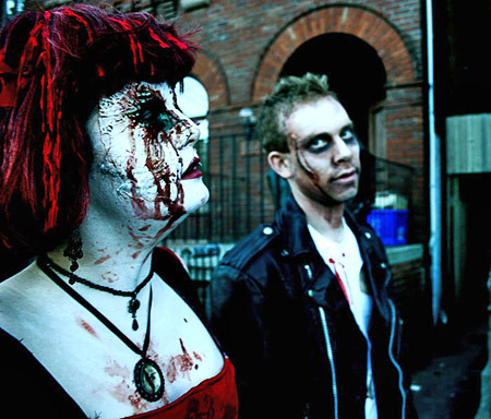 Zombie Walk. Изображение № 23.