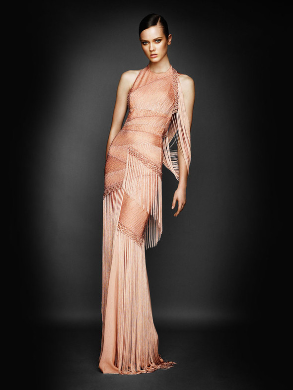 Atelier Versace FW 2010. Изображение № 5.