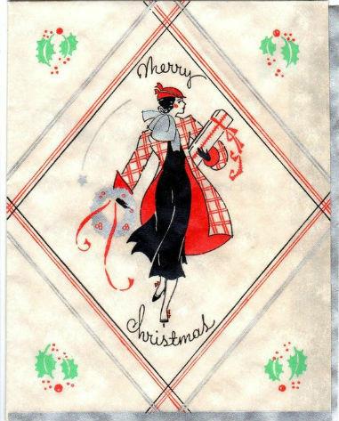 Новогодние fashion cards. Изображение № 23.