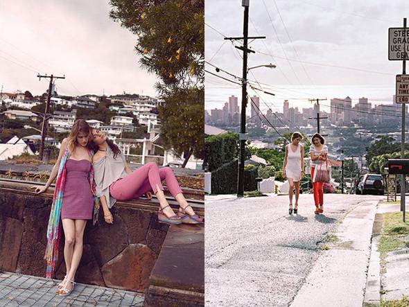 Лукбук: Эшли Смит, Юрий Плескун и другие для Urban Outfitters. Изображение № 4.